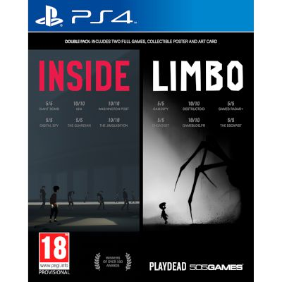 505 Games Inside + Limbo Double Pack Playstation 4
