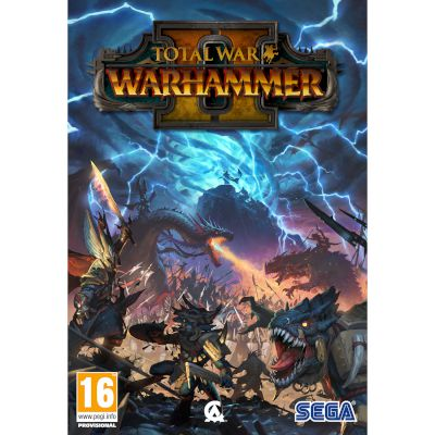 Sega Warhammer 2 Total War PC