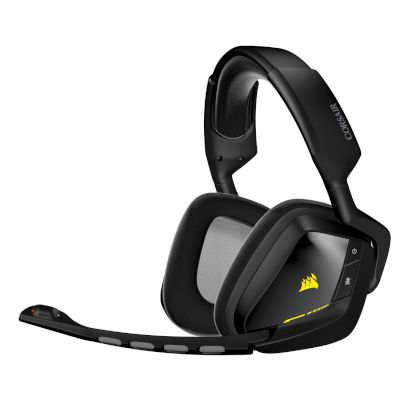 Corsair Gaming Headset Void RGB Wireless Carbon Dolby 7.1