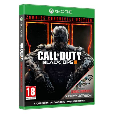 Activision Call Of Duty Black Ops III Zombies Chronicle Edition Xbox One
