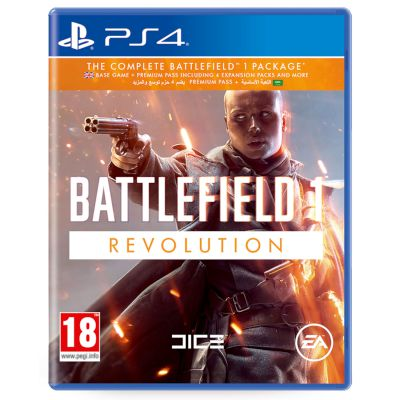 EA Battlefield 1 Revolution Playstation 4