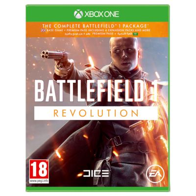 EA Battlefield 1 Revolution Xbox One