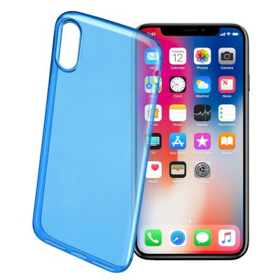 Θήκη Cellular Back Cover για iPhone X Μπλε