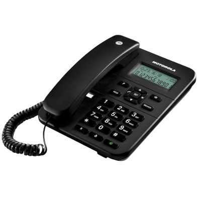 Motorola Telephone CT202 Black