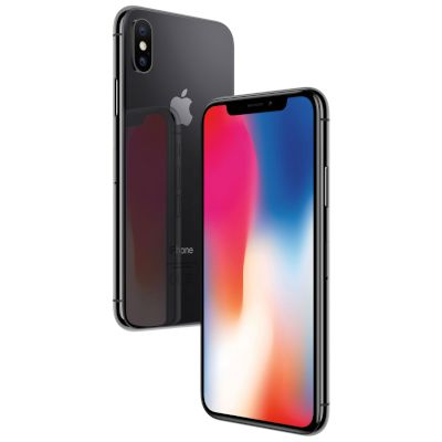 Apple iPhone X 64GB Space Grey 4G+ Smartphone