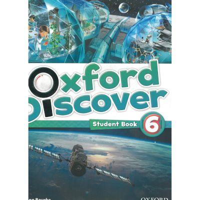 Discover 6 Student's Book & Reader (+Wordlist) 2017