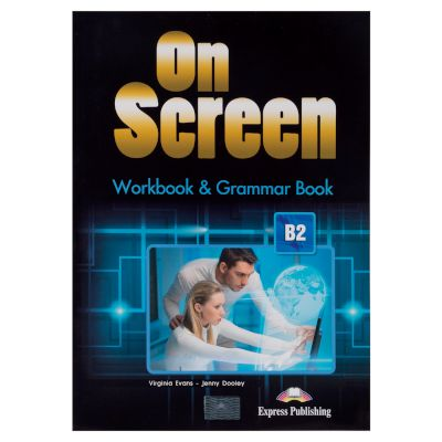 On Screen B2 Workbook & Grammar Book Revised (International) (With DigibookApp.)