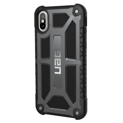 Θήκη UAG Back Cover για iPhone X Graphite-Black