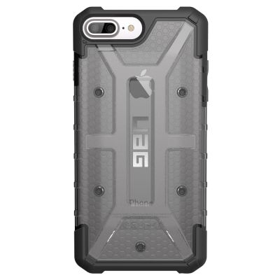 Θήκη UAG Back Cover για iPhone 8/7/6/6s Plus Ash-Black