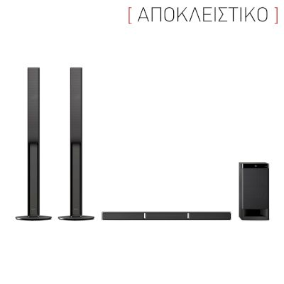 Set Soundbar 5.1 HT-RT4