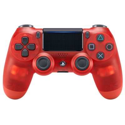 PS4 Dualshock 4 Controller v2 Crystal Red
