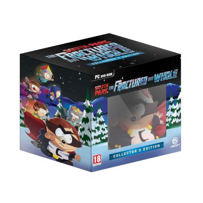 Ubisoft South Park : The Fractured But Whole Collector' s Edition PC