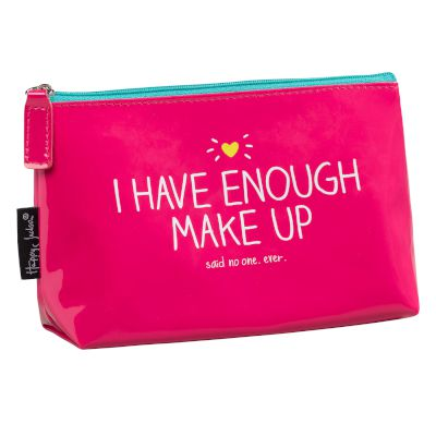"Τσαντάκι ""I Have Enough Make-Up"""