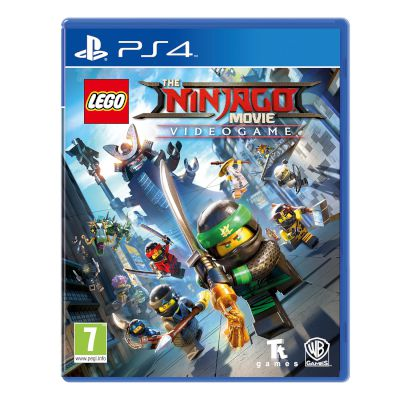 Warner Lego Ninjago : The Movie Playstation 4