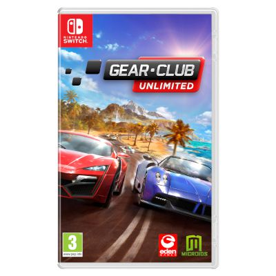 Microids Gear Club Unlimited Nintendo Switch
