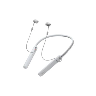 Sony Earphones WIC400 Λευκό