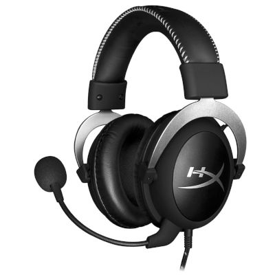 HyperX Gaming Headset Cloud Silver