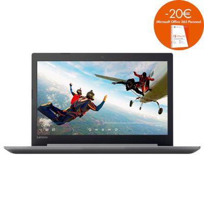Lenovo Ideapad 320-15ISK (i3/UMA) Laptop (Core i3 6006U/4 GB/500 GB/HD Graphics)