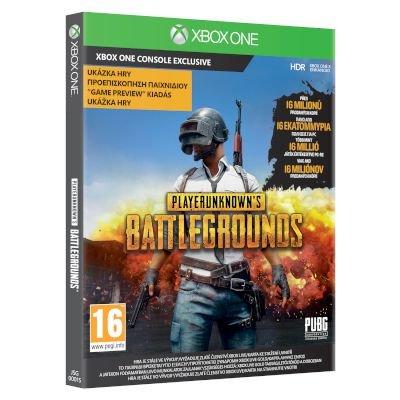 Microsoft Playerunknown's Battlegrounds Xbox One