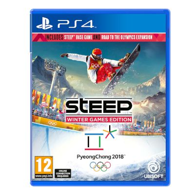 Ubisoft Steep Winter Games Edition Playstation 4