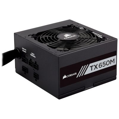 Corsair PSU TX Series 650 W 80+ Gold TX650M