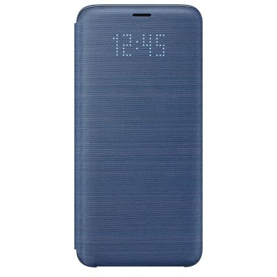 Θήκη Samsung Led View Cover για Galaxy S9 Μπλε