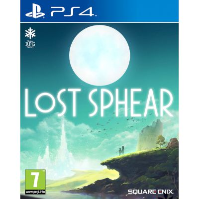 Square Enix Lost Sphear Playstation 4