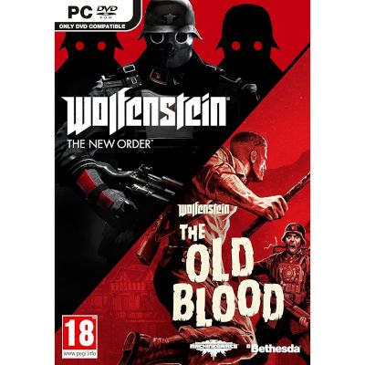Bethesda Wolfenstein : The Two Pack PC