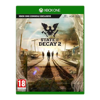 Microsoft State Of Decay 2 Xbox One