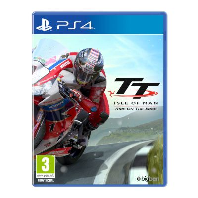 Bigben Interactive TT Isle of Man : Ride On The Edge Playstation 4