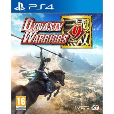 Temco Koei Dynasty Warriors 9 Playstation 4