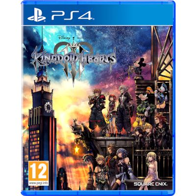 Square Enix Kingdom Hearts 3 Playstation 4