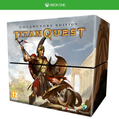 THQ Titan Quest Collector's Xbox One