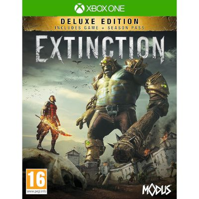 Maximum Games Extinction Deluxe Edition Xbox One