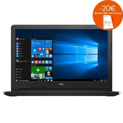 Dell 3567 Inspiron Laptop (Core i3 6006U/4 GB/128 GB/HD Graphics)