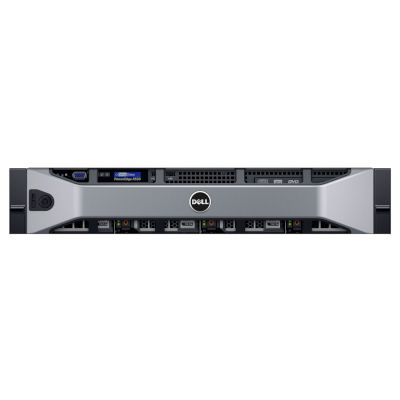 Server PowerEdge R530 (Intel Xeon E5-2609v4/16 GB/1x 120GB SSD//Matrox G200)
