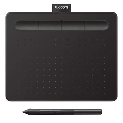 Wacom Intuos S Small Pen Black