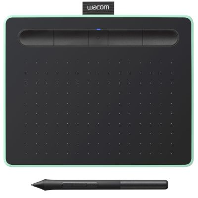 Wacom Intuos Small Pen Green Bluetooth