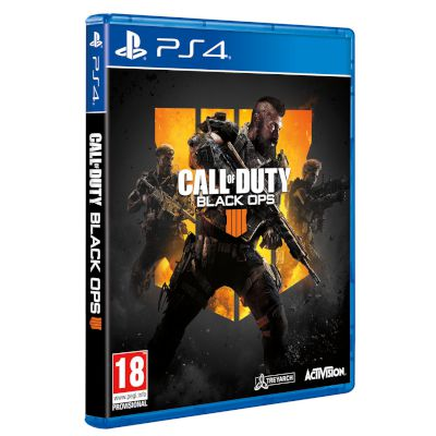 Activision Call Of Duty Black Ops IIII Playstation 4