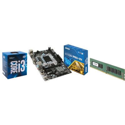 "Upgrade Kit ""Intel i3"""