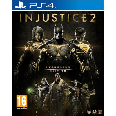 Warner Injustice 2 Legendary Edition Playstation 4