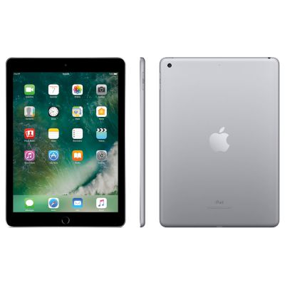"Apple iPad WiFi-Cell 6Gen 128GB Tablet 9.7"" 4G Space Gray"