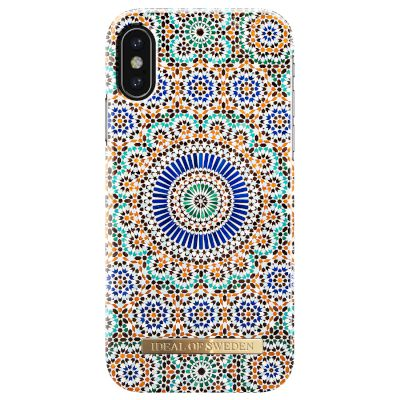iDeal Θήκη Back Cover για iPhone X Moroccan Zellige
