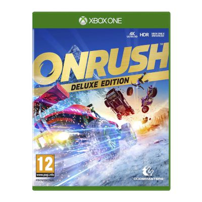 Codemasters OnRush Deluxe Edition Xbox One