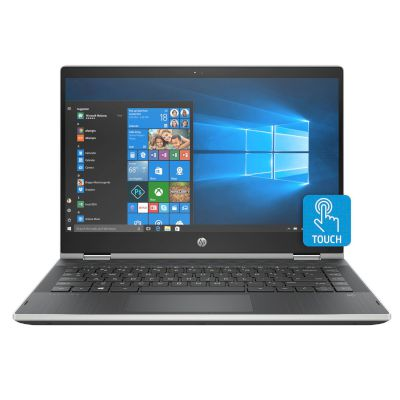 HP Pavilion x360 14 -cd0004nv Laptop (Core i3 8130U/4 GB/1 TB/Intel HD Graphics620)
