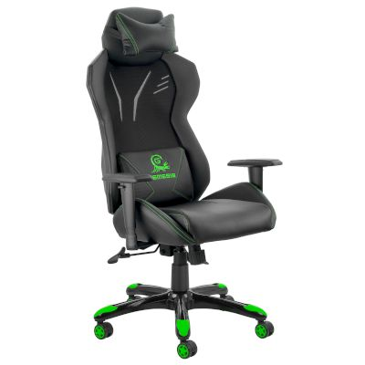 @Work Καρέκλα Gaming Nemesis Black-Green