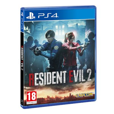 Capcom Resident Evil 2 Playstation 4