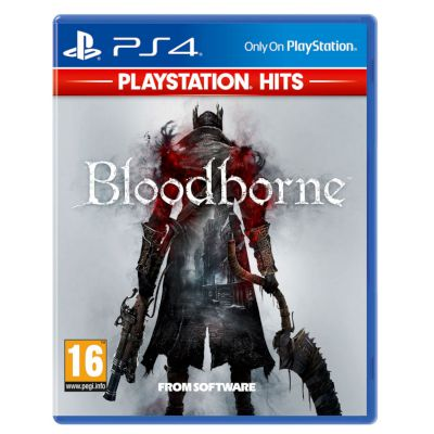 Sony Bloodborne Playstation Hits Playstation 4
