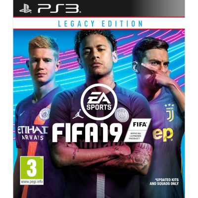 EA FIFA 19 Legacy Edition Playstation 3