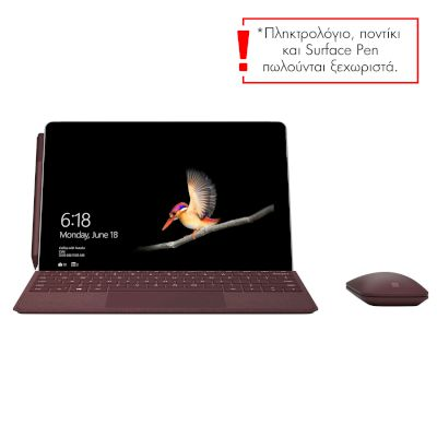 Microsoft Surface Go Laptop (Pentium Processor 4415Y/8 GB/128 GB/Intel HD Graphics)